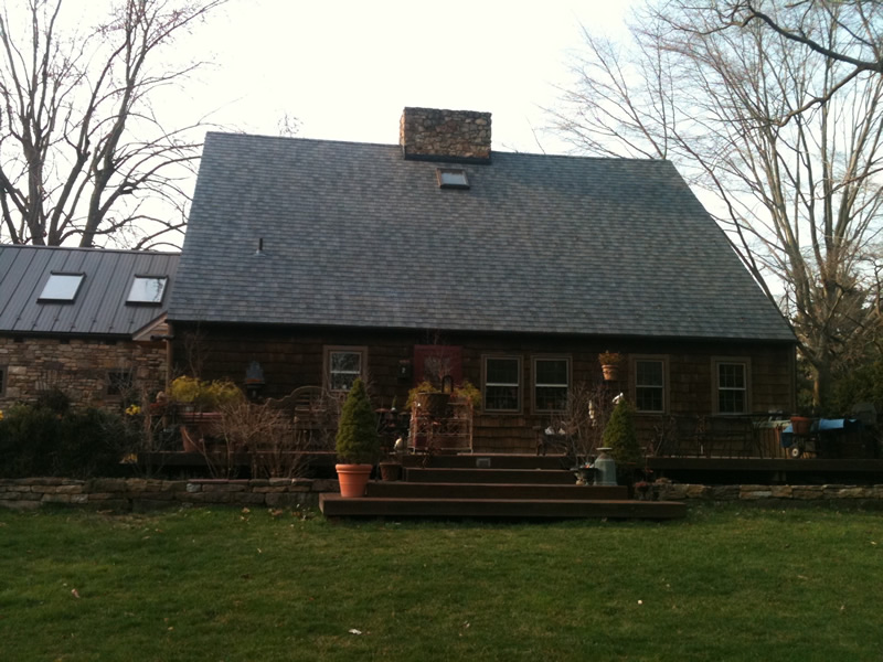 Metal Roofing Franco Roofing Bucks County Pa